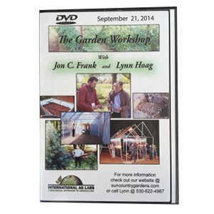 Garden Workshop Series - DVD Series