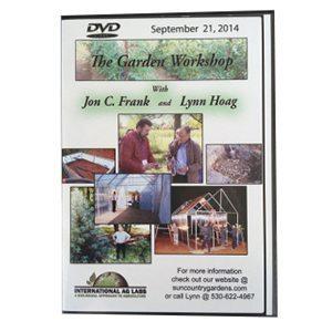 Garden Workshop Series - DVD Series